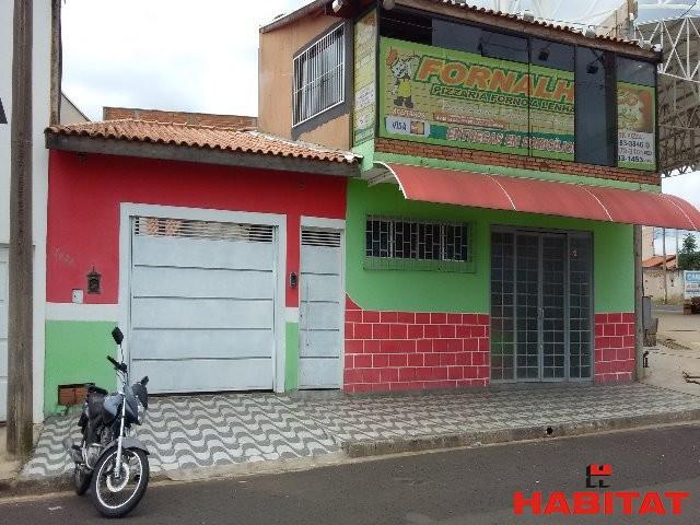 Casa comercialCristais Paulista Jd Recreio