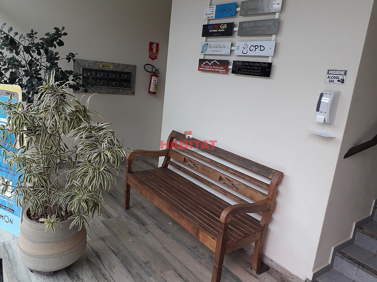 Conjunto comercial/SalaFranca Jardim Piratininga II